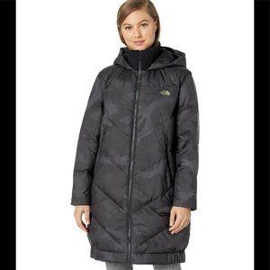The North Face Albroz Parkina Jacket Camo